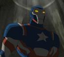 Iron Patriot Armor