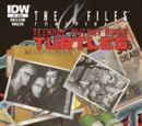 The X-Files: Conspiracy - Teenage Mutant Ninja Turtles issue 1