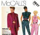 McCall's 2837 A