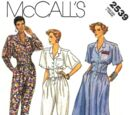 McCall's 2539