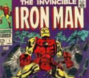 Iron Man Volume 1 1