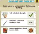 Building the Embassy