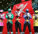 Power Rangers Legend Pirates