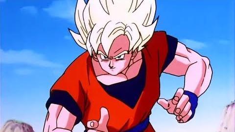 Goku SSJ Vs. Cell Perfecto Pt. 1 4 (Audio Latino) HD