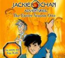Jackie Chan Adventures/Episodes