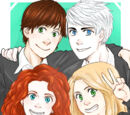 Hogwarts AU