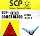 SCP-033