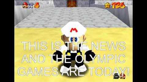 Mario at the Olympic Games