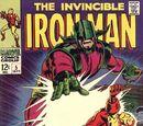 Iron Man Volume 1 5