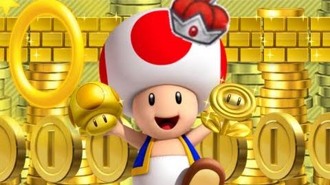 Toad Gold
