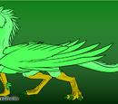 Aether Creeper Dragon