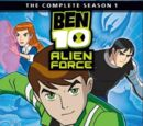 Ben 10: Alien Force/Episodes