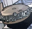 Diplomatický raketoplán třídy Crix
