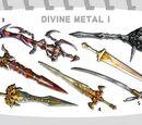Divine Swords