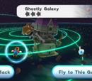 Ghostly Galaxy
