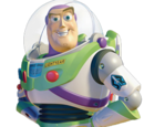 Buzz Lightyear of Star Command characters