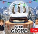 Disney Channel Holiday Starglobe
