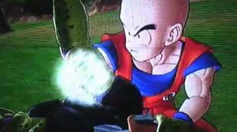 Cell can do Genkidama (Spirit Bomb)...