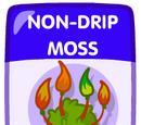 Non-Drip Moss