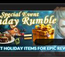 Holiday Rumble