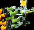 Arsenał z gry Ratchet & Clank Załoga Q