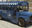 Polizei-Gefängnisbus (V)