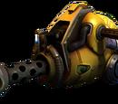 Arsenał z gry Ratchet & Clank 4 za jednego