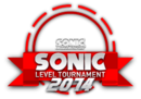 Sonic Level Tournament 2014 Logo by SonicDude 2013.png