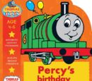 Percy's Birthday