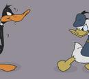 Daffy Duck et Donald Duck, cousins ou pas ?