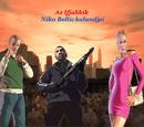 FANszekció:Az Ifjabbik Niko Bellic kalandjai I