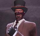 Rather Festive Spy