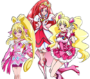 Loving Heart Pretty Cure♥