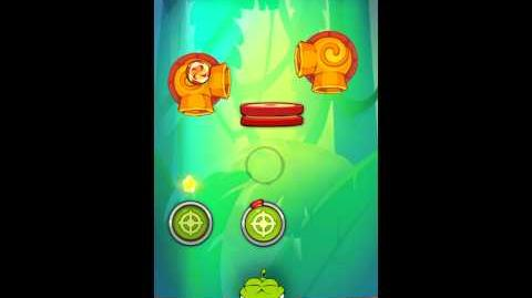 Cut The Rope Experiments - Level 8-21 - 3 Stars