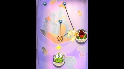 Cut The Rope Time Travel - Level 1-2 - 3 stars-0