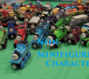 Non-Minifigure Characters
