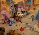 Who Framed Roger Rabbit locations
