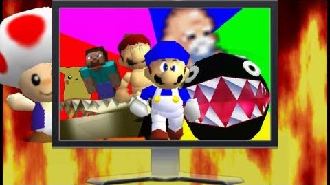 Super Mario 64 Bloopers: Ssenmodnar 5 (WAT O O Edition)