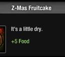 Z-Mas Fruitcake