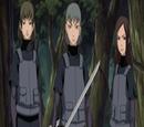 Personajes de la Cascada