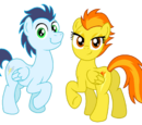 Soarin and Spitfire