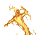 Elemental de Fogo Menor