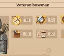 Veteran Bowman