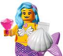 Marsha la Reine des Sirènes