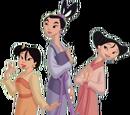 Ting-Ting, Su e Mei