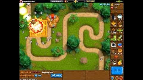 Bloons Monkey City Special Buildings