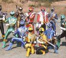 RPM and Super Samurai Crossover
