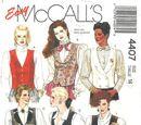 McCall's 4407 A