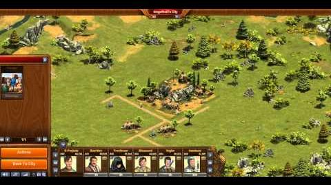 Forge Of Empires - Early Middle Age gameplay