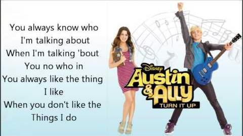 09 - Redial Lyrics (FULL SONG) - Laura Marano - Austin & Ally